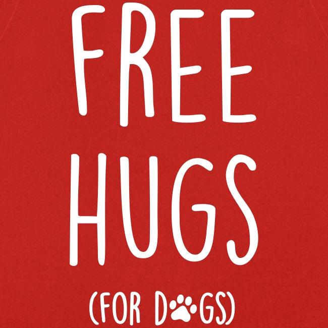 Vorschau: free hugs for dogs - Kochschürze