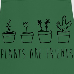 Plants are friends - Cooking Apron