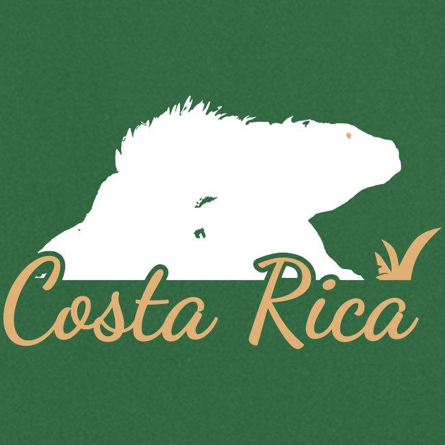 Echse CostaRica Green SVG