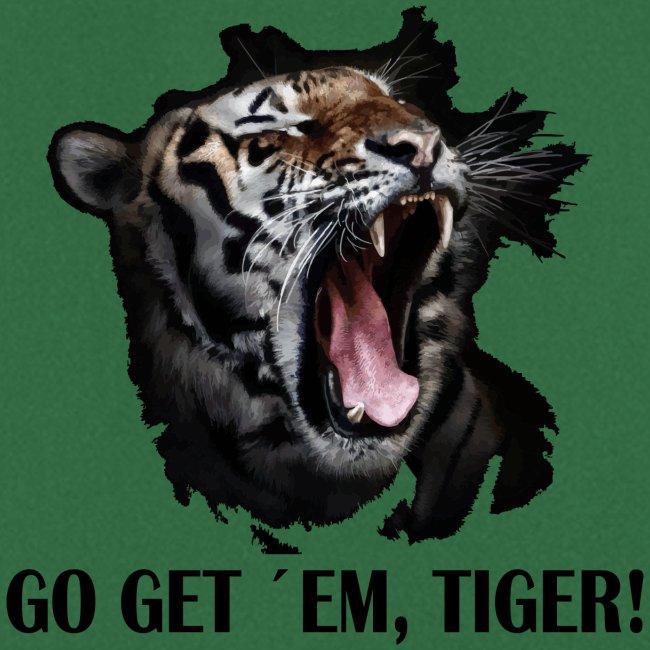 Go Get Em Tiger Los Hol Sie Dir Kochschürze