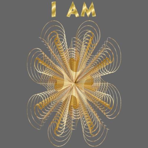 I AM gold - Grembiule da cucina