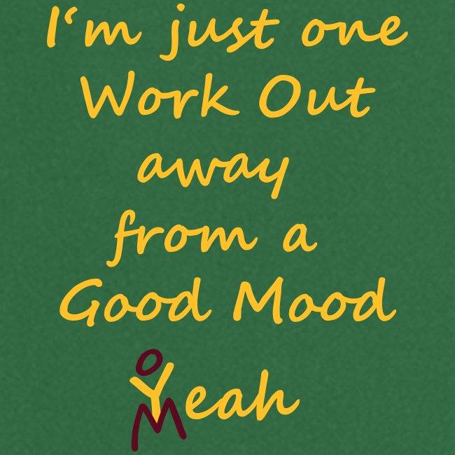 Good Mood Quote design patjila