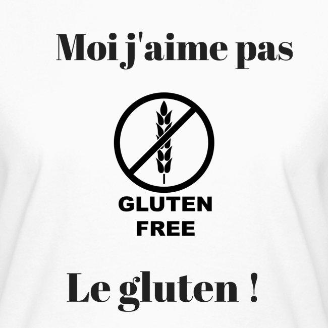 Moi j'ai pas le gluten