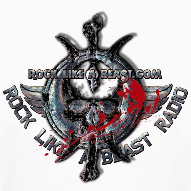 Blood Skull Logo
