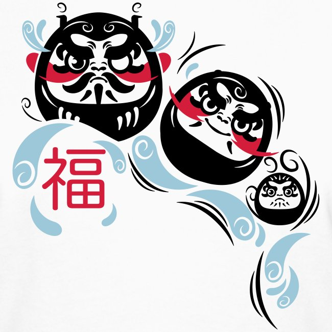 Daruma spirit