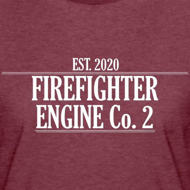 Firefighter ENGINE Co 2