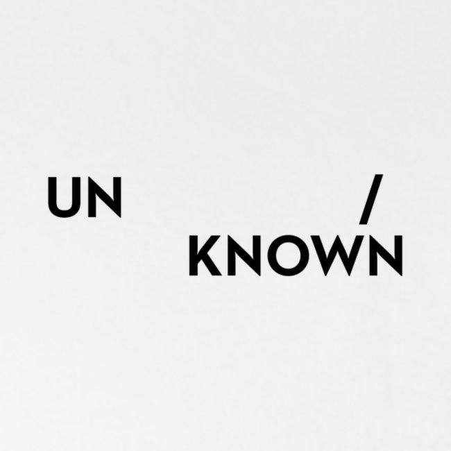 TSCHNIK | Known/Unknown