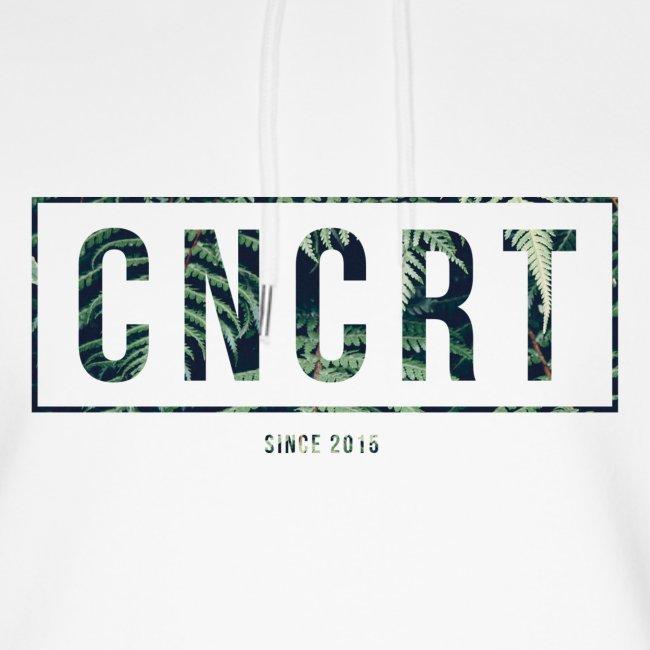 CNCRT white men sweater (Plant Print)