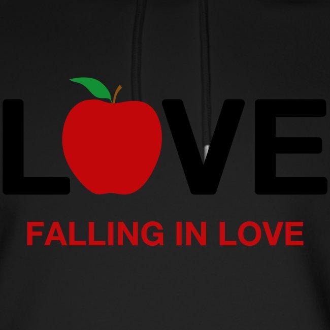 Falling in Love - Black