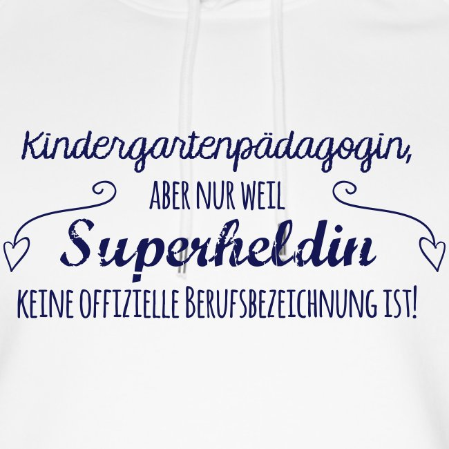 """Stoffbeutel: """"Kindergartenpädagogin"""""""