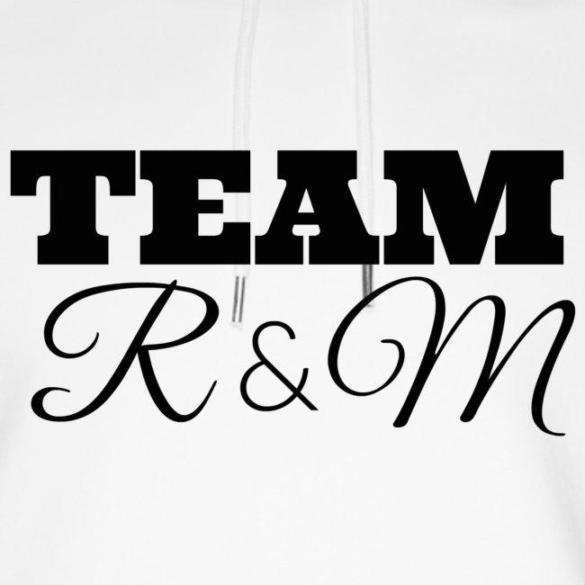 Team R N M Hoodie Black, W