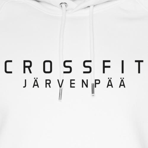 CrossFit Järvenpää mustateksti - Stanley & Stellan unisex-luomuhuppari