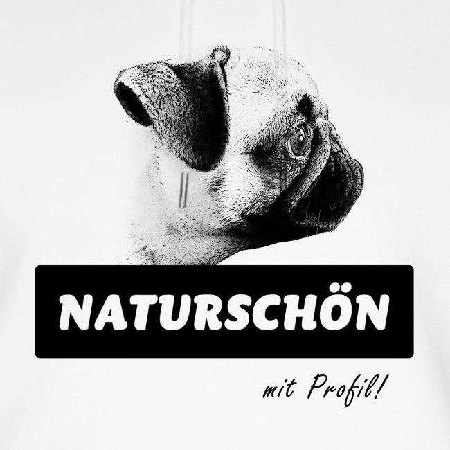 Mops Naturschön mit Profil