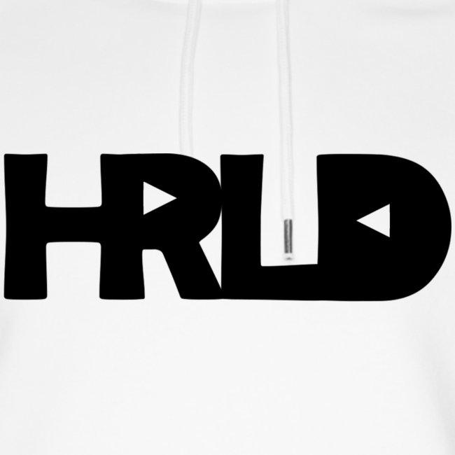 HRLD Black Logo