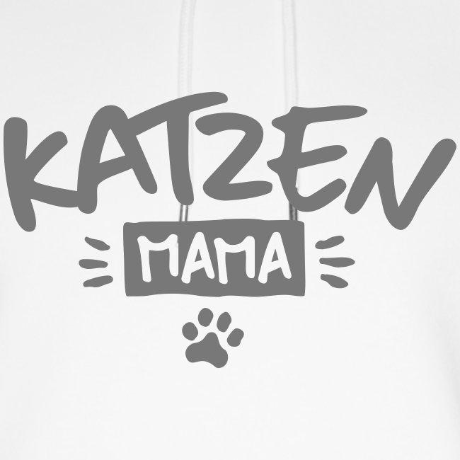 Vorschau: Katzen Mama - Unisex Bio-Hoodie von Stanley & Stella