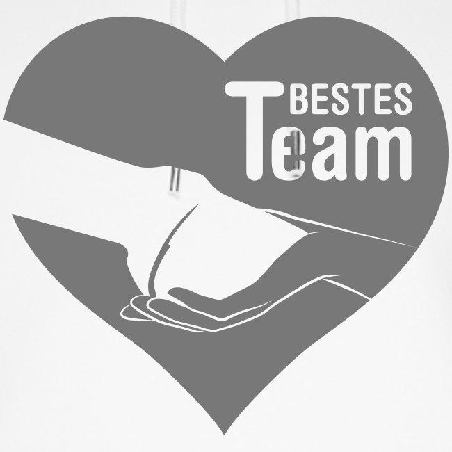 Vorschau: Bestes Team - Unisex Bio-Hoodie von Stanley & Stella