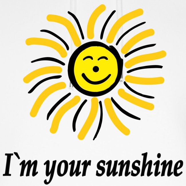 2i m youre sunshine Gelb Top