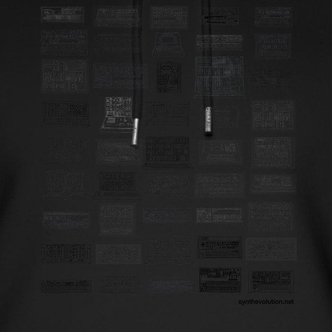 Synth Evolution T-shirt - White