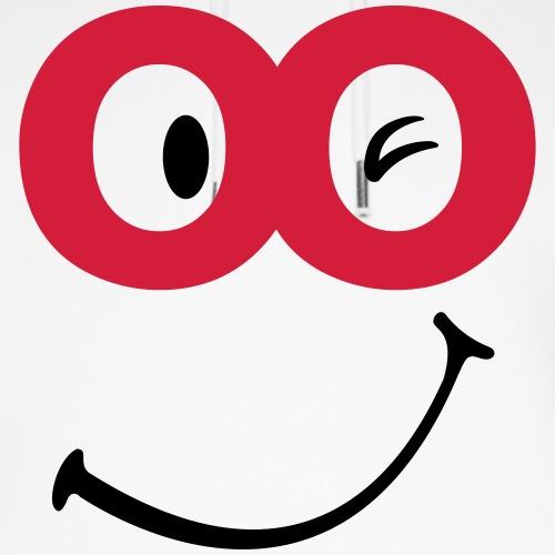 sorriso - Felpa con cappuccio ecologica unisex di Stanley & Stella