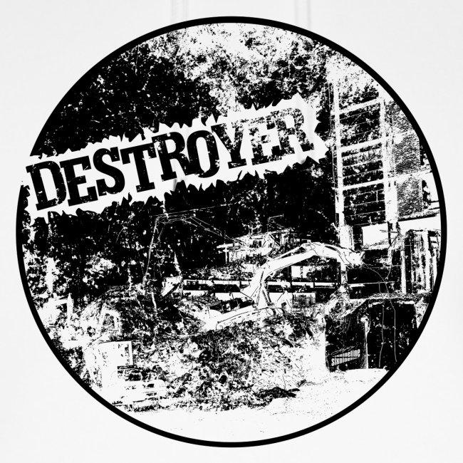 Destroyer musta