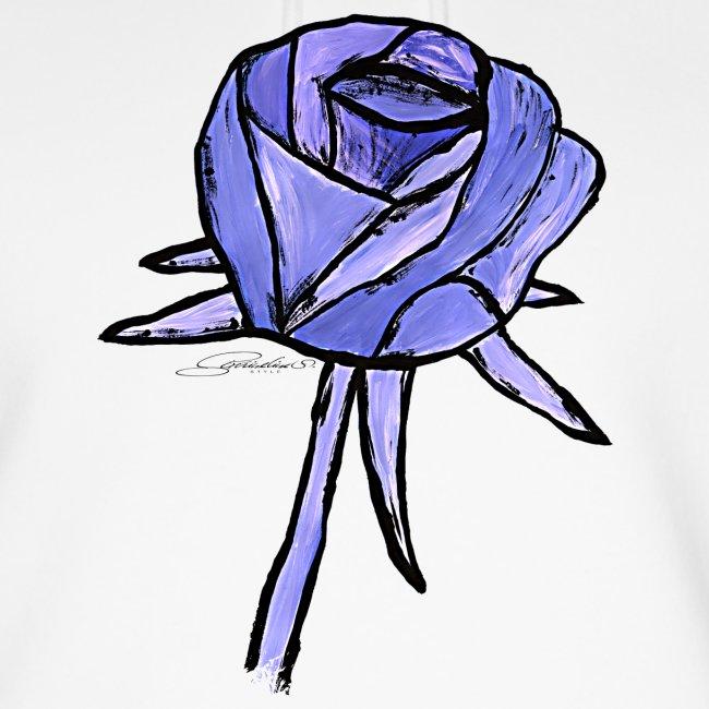 Rose blue sixnineline style