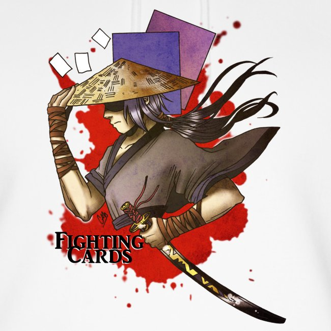 Fighting cards - Guerrier