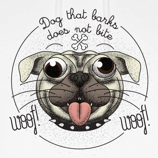 Dog that barks does not bite
