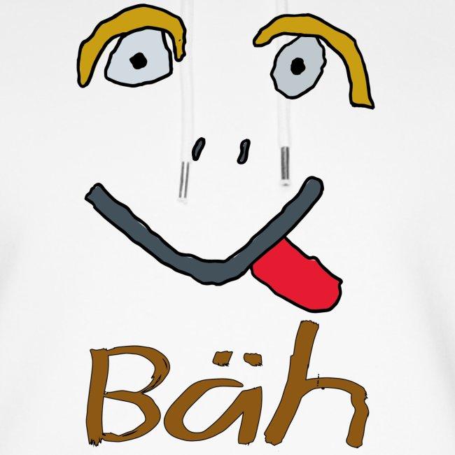 Gesicht Baeh
