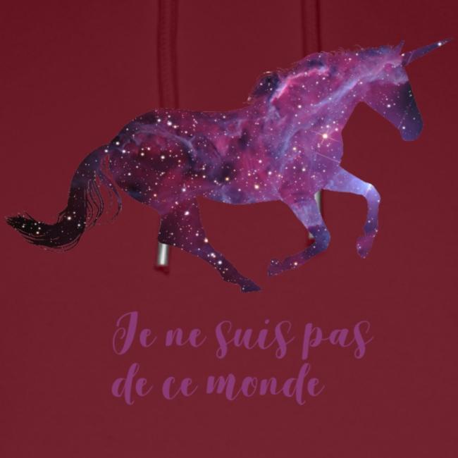 La licorne cosmique