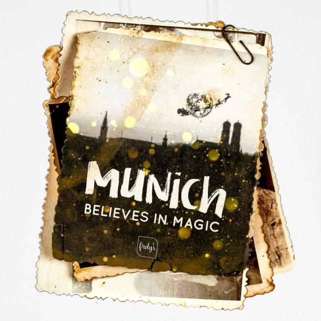 Munich believes frame