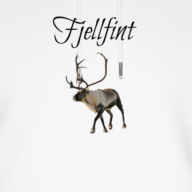Fjellfint Reinokse/sarva