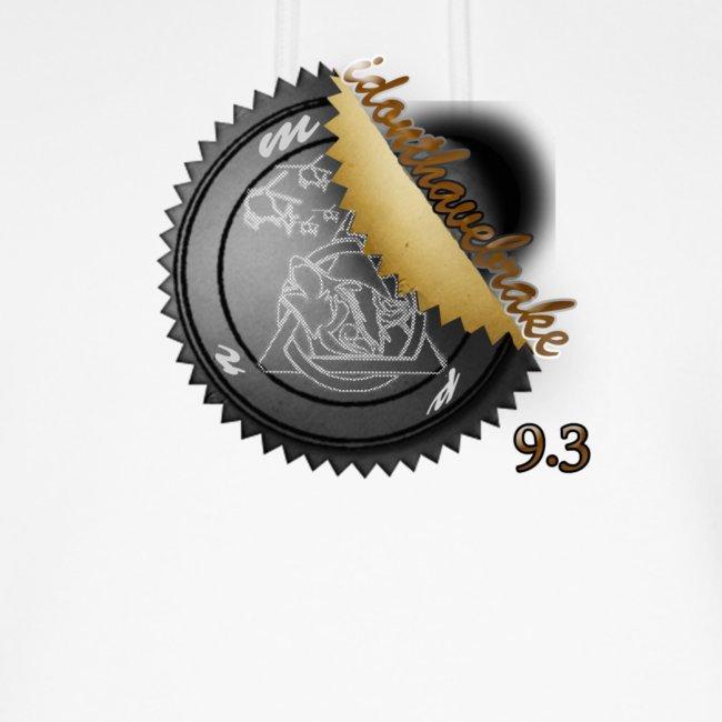 sticker PRMwolf 9