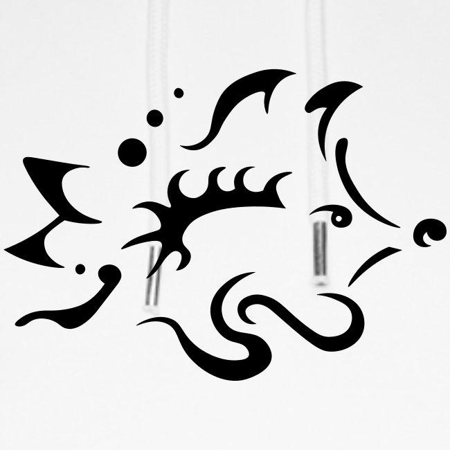 Hérisson, design tribal épuré