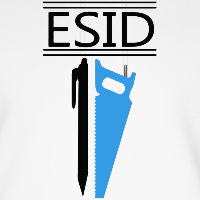 ESID Zwart-blauw