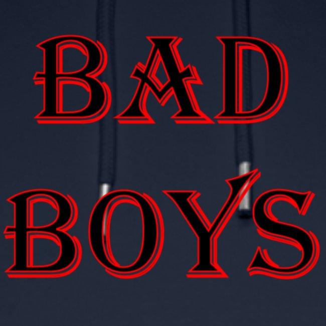 bad boys black red
