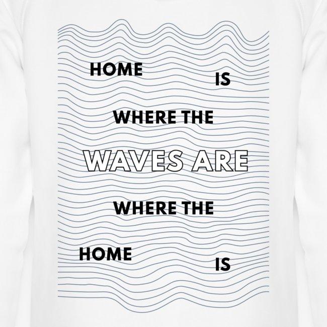 Anna Kapps x Brennsuppn Surfing - Waves Shirt