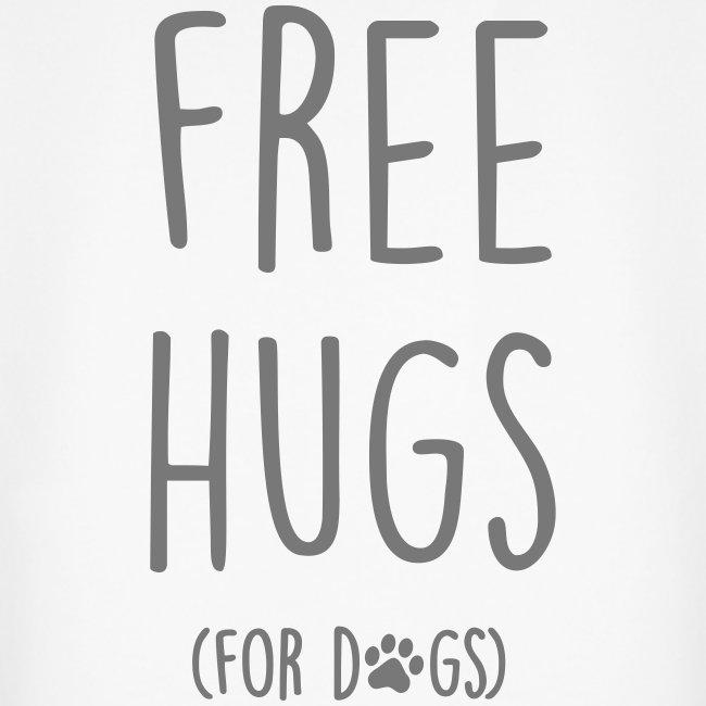Vorschau: free hugs for dogs - Unisex Bio-Hoodie von Stanley & Stella