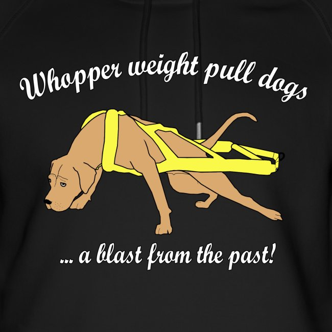 Whopper weight pull dogs