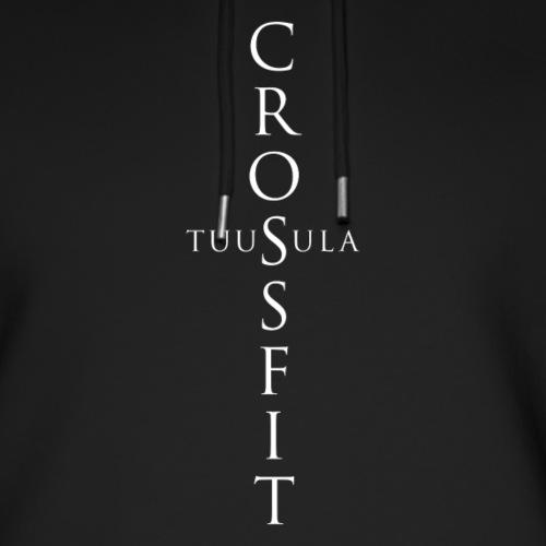 CrossFit Tuusula risti - Stanley & Stellan unisex-luomuhuppari