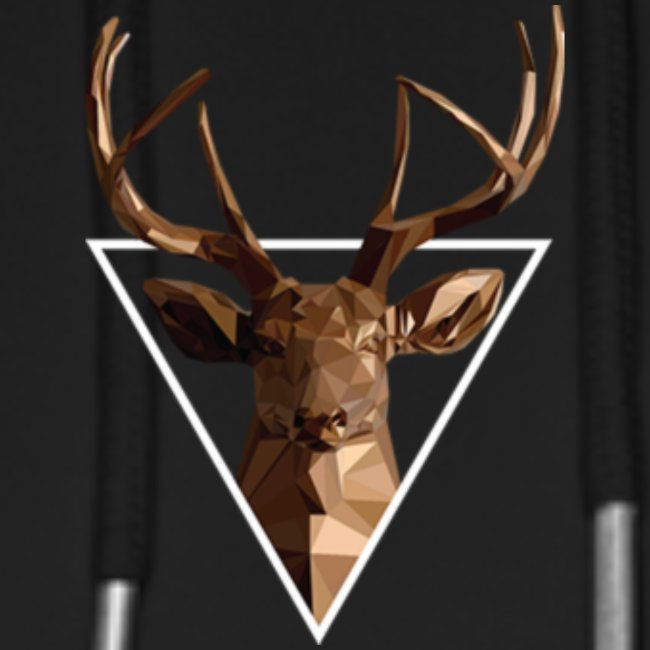 Deer-Head GOLD