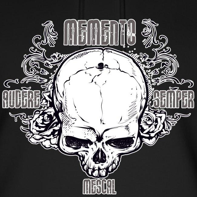 Memento Audere Semper - Skull/Teschio by Mescal