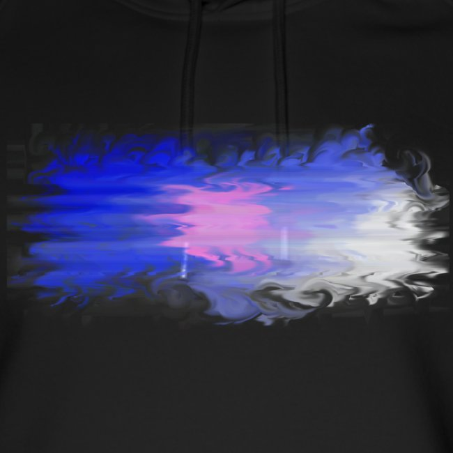 Blue lights - Female shirt