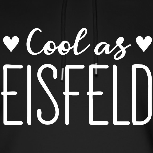 COOL AS EISFELD