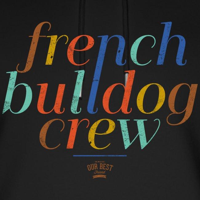 Französische Bulldogge Crew