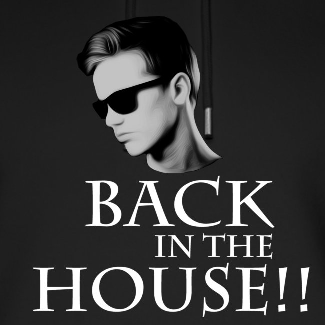 DJ Øyvind is back in the house!