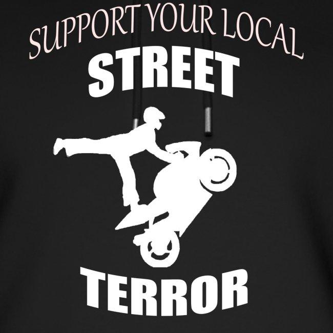 Streetterror Support