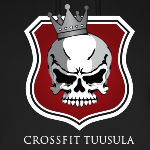 CrossFit Tuusula - Stanley & Stellan unisex-luomuhuppari