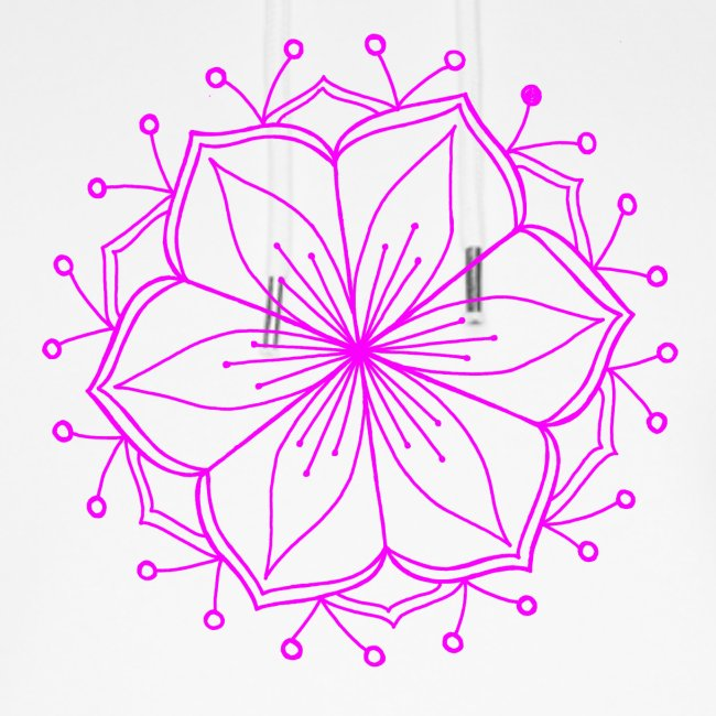 Pink Lotus Mandala