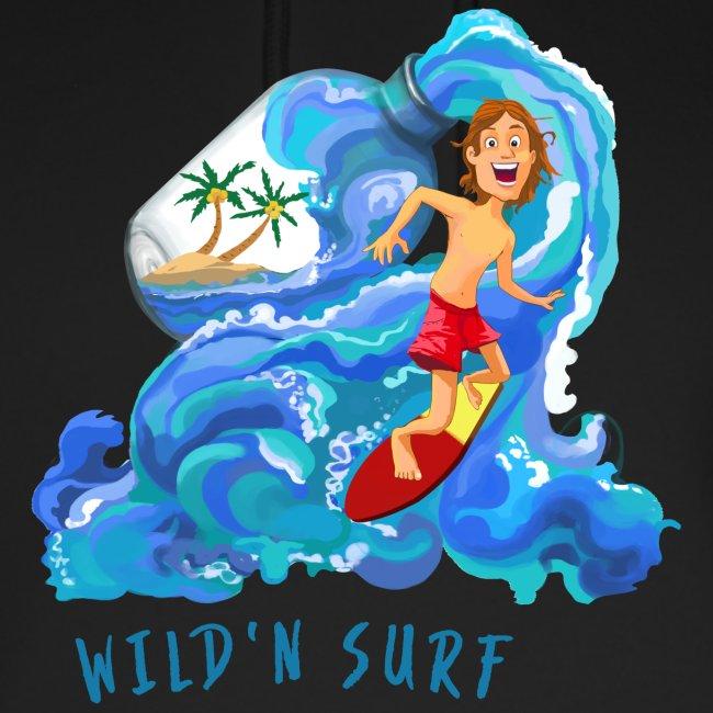 Surfer Surfbrett Surferboy Surfer Surfing Geschenk