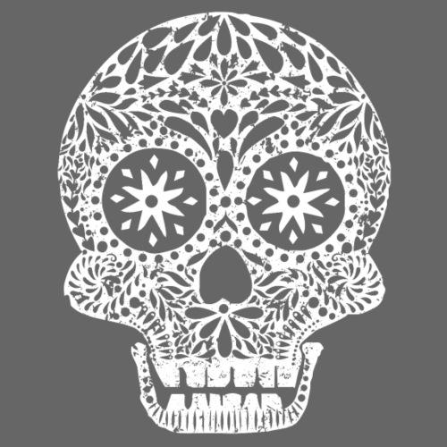 Dias de los Muertos   Skull   Der Tag der Toten - Unisex Bio-Hoodie von Stanley & Stella